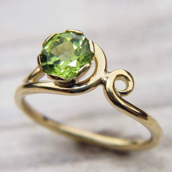 Peridot Birthstone Jewellery - August