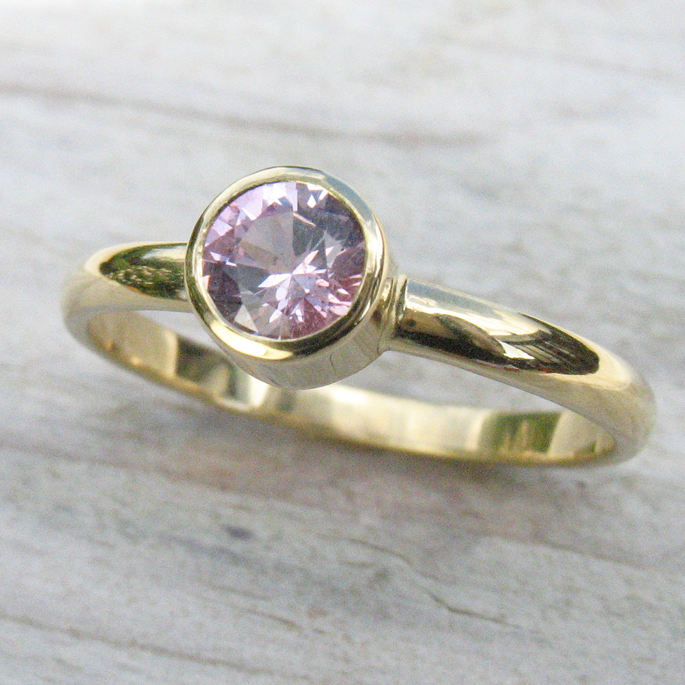 Light Pink Sapphire Ring In 18ct Gold Or Platinum. Satin Ribbon Necklace. White Gold Earrings. Old Fashion Watches. Rose Wedding Rings