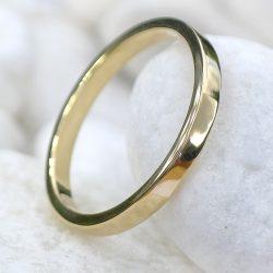 2.5mm Wedding Ring
