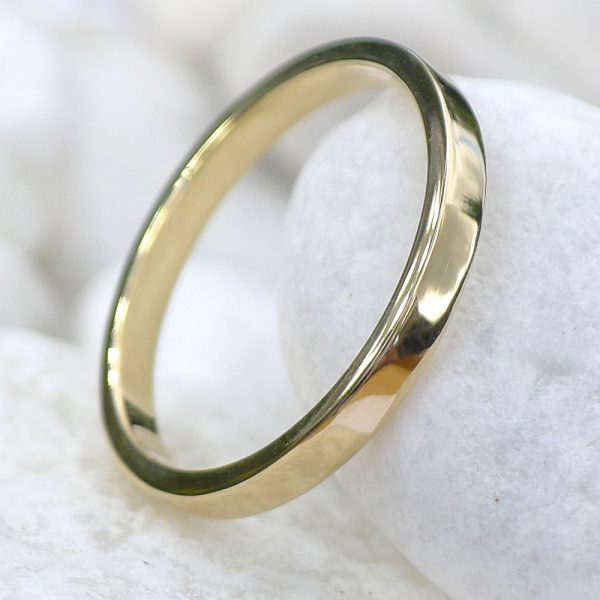 2.5mm Wedding Ring