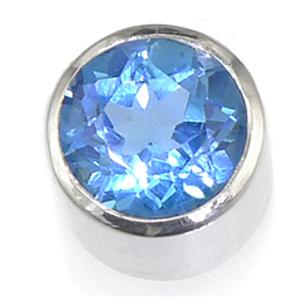 Lilia Nash Blue Topaz Birthstone