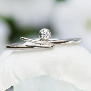 diamond accent ring