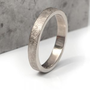 Urban Wedding Ring