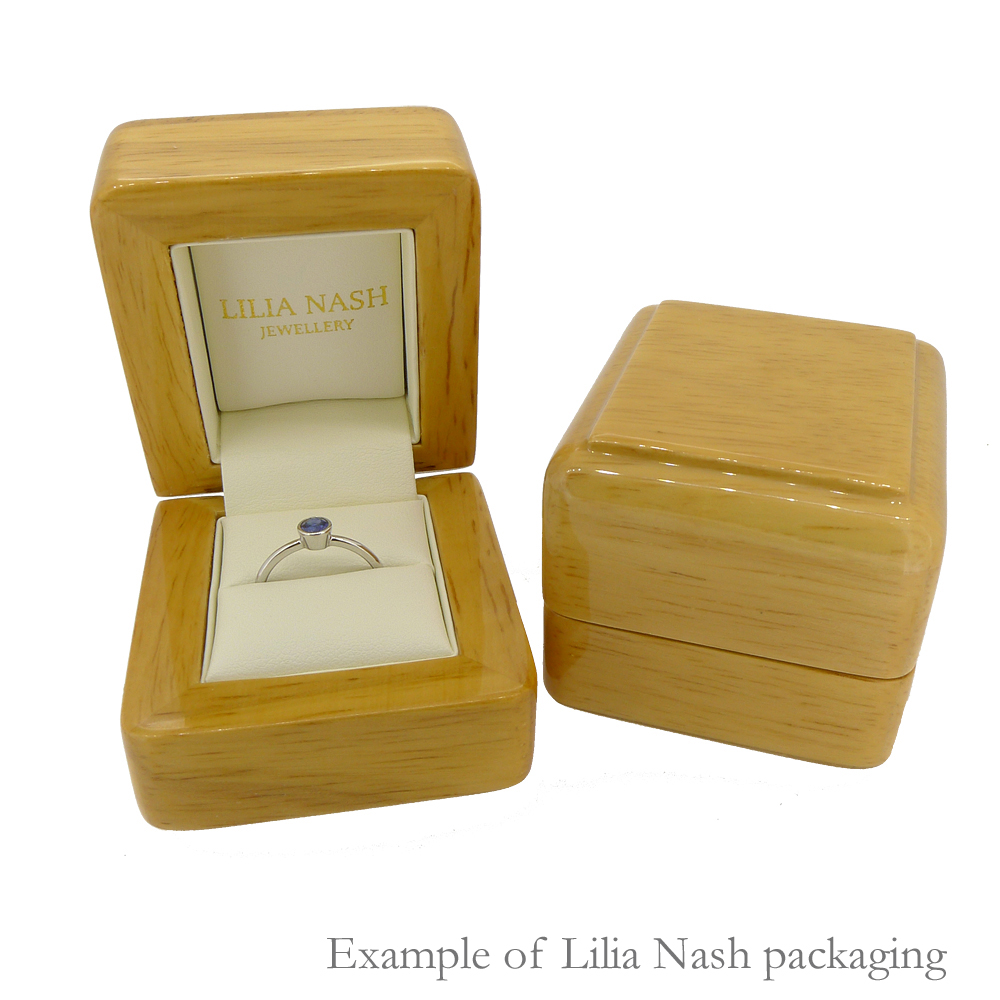 Lilia Nash Ring Box