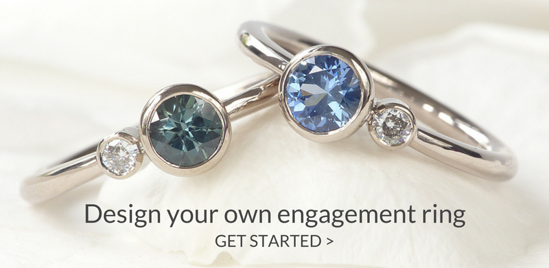 Design your own engagement ring with Lilia Nash