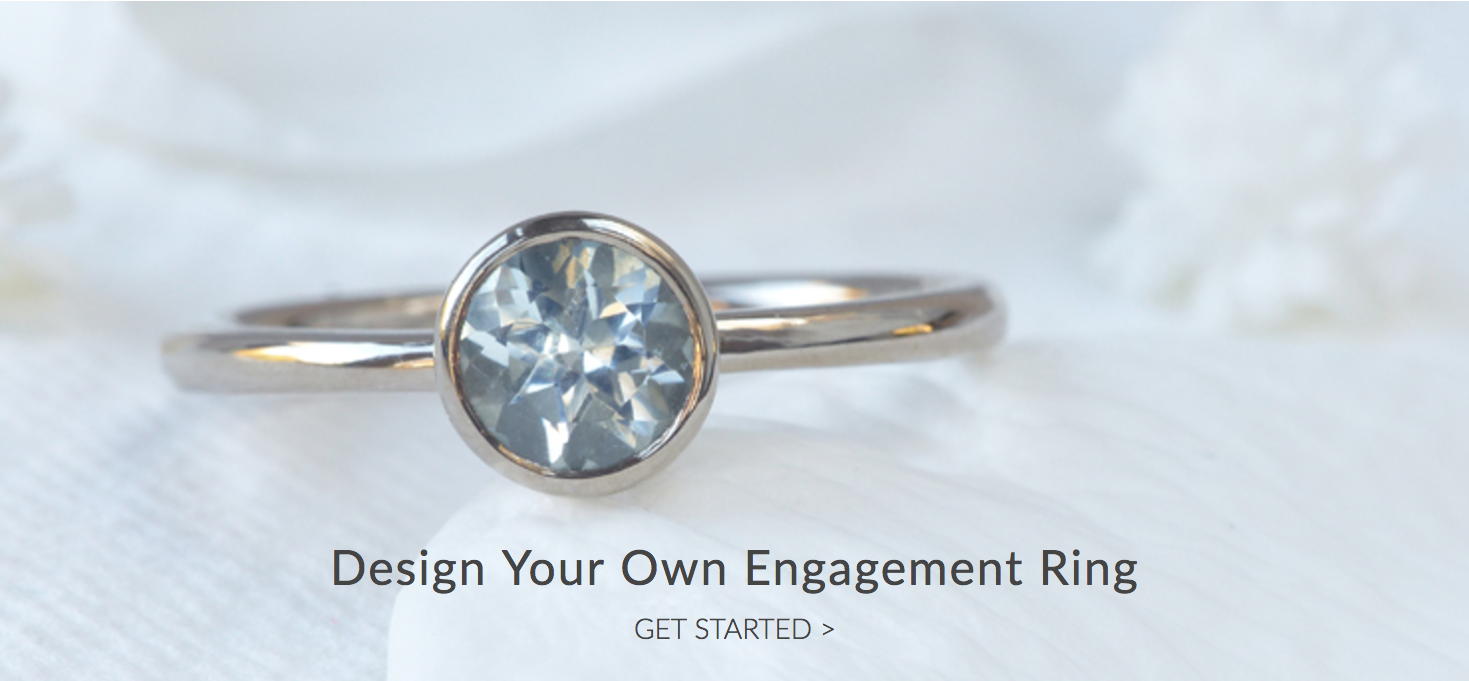 Lilia Nash Design Your Own Engagement Ring