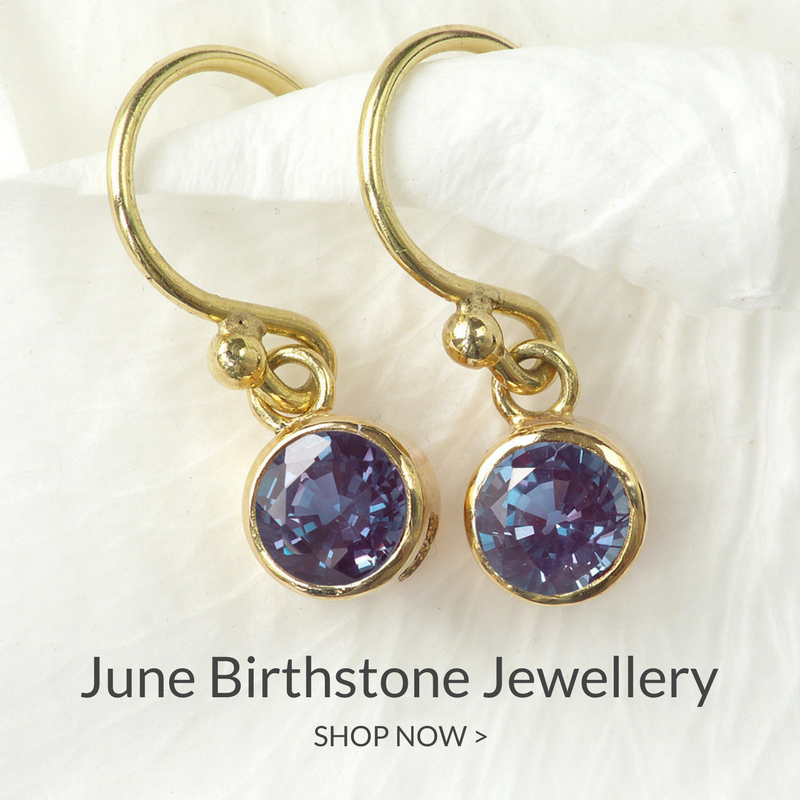 June Birthstone Jewellery by Lilia Nash