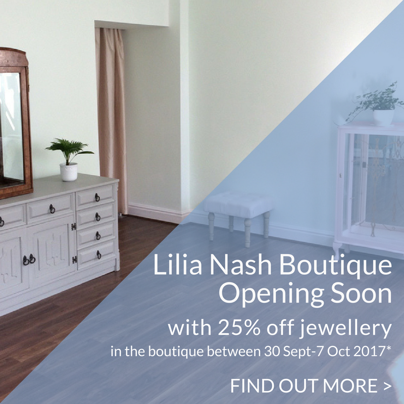 Lilia Nash Boutique Opening Soon