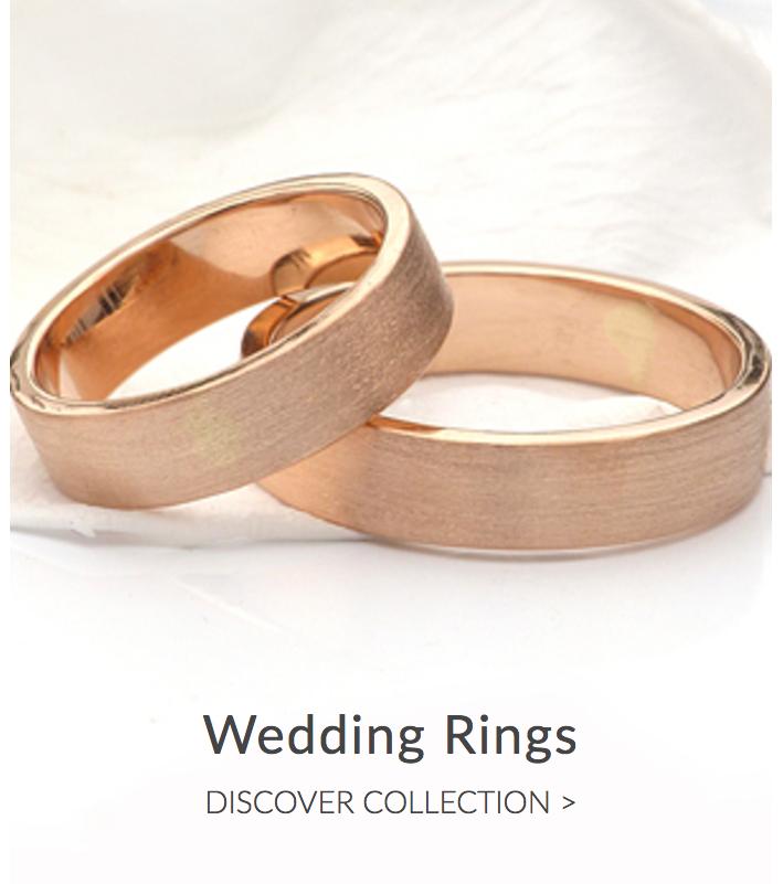 Lilia Nash Wedding Ring Collection