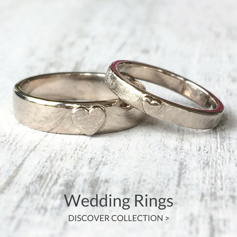 Lilia Nash Wedding Rings