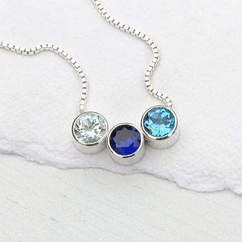 Lilia Nash Ethical Birthstone Jewellery