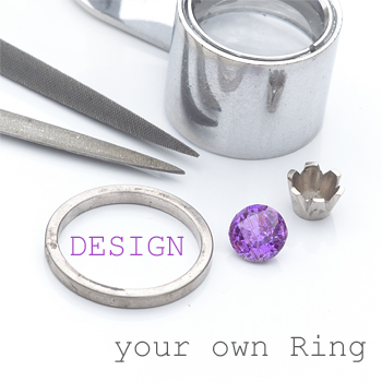 Design your own unique engagement ring