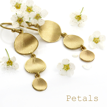 Lilia Nash Petals Ethical Jewellery Collection