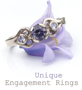 Lilia Nash Ethical Engagement Rings