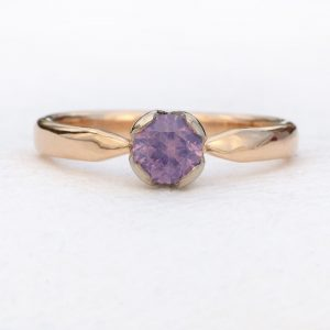 Fair Trade Spinel Ring