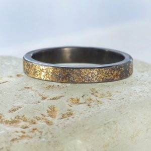 Stardust Ring, 3mm