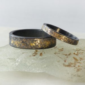 stardust ring set