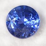 Blue sapphire 5.1mm