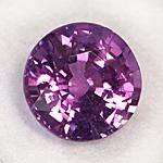 purple sapphire 5.6mm