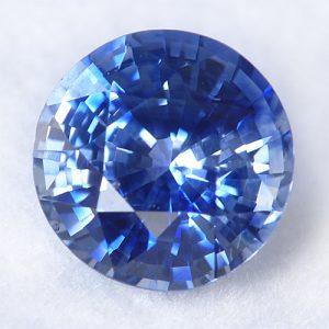 Mid Blue Sapphire