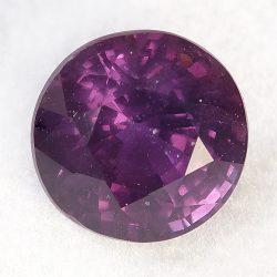 Dark Purple Sapphire
