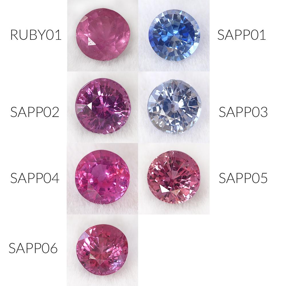 Choice a Sapphires