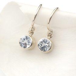 april birthstone earrings