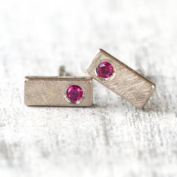 ruby mini bar studs