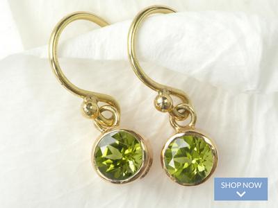 August Birthstone Jewellery Gifts