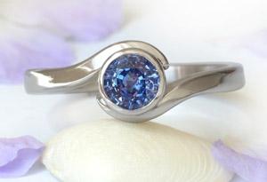 September birthstone jewellery