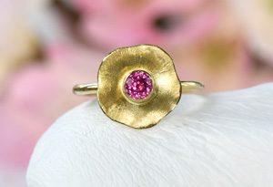 Lilia Nash Gemstone Cocktail Ring