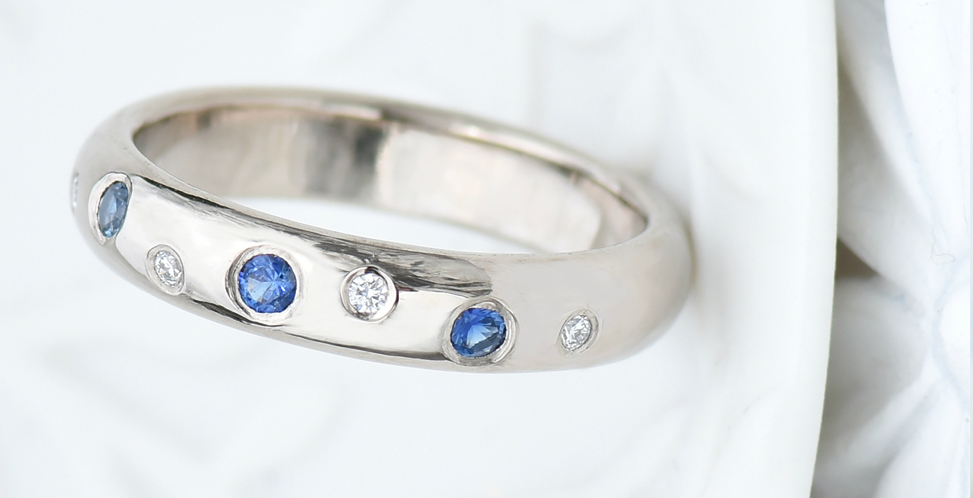Design Your Own Sapphire Ring Online Free