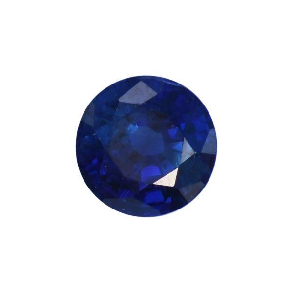 dark royal blue sapphire