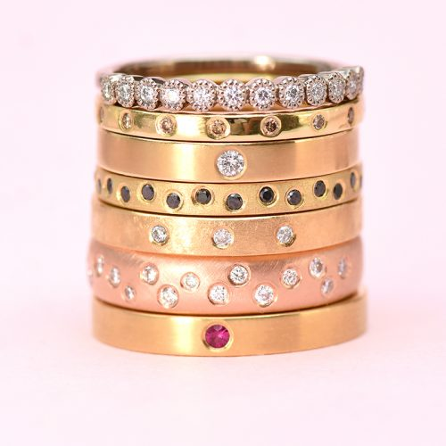 Lilia Nash Wedding Rings & Eternity Rings