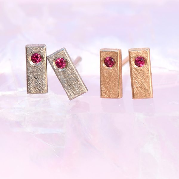 Ruby Birthstone Jewellery - July