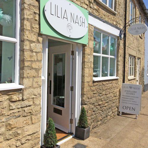 Lilia Nash shop in Lechlade