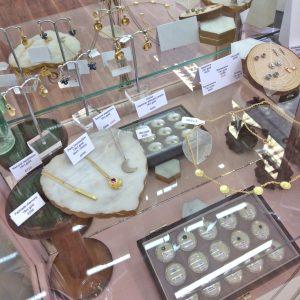 Lilia Nash jewellery shop