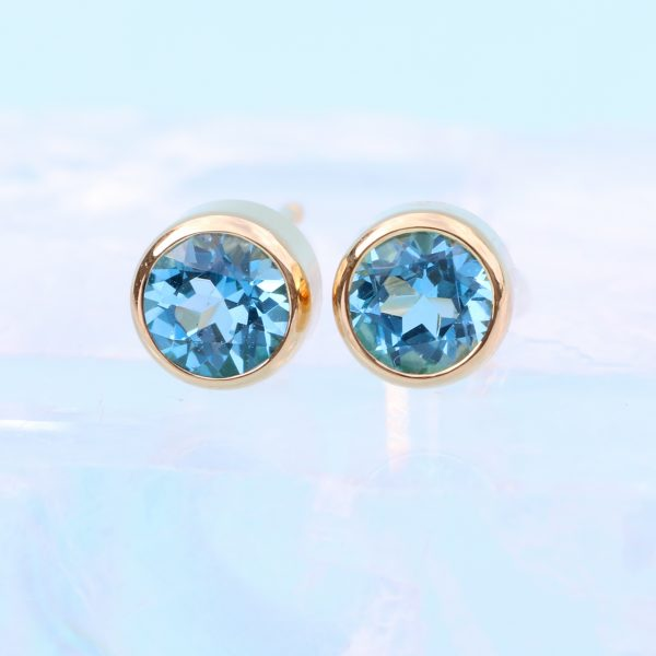 Blue Topaz Birthstone Jewellery - December