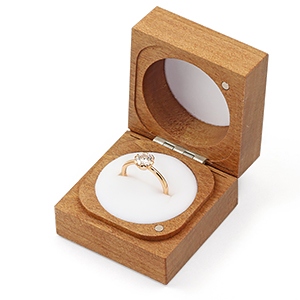 luxury ring box
