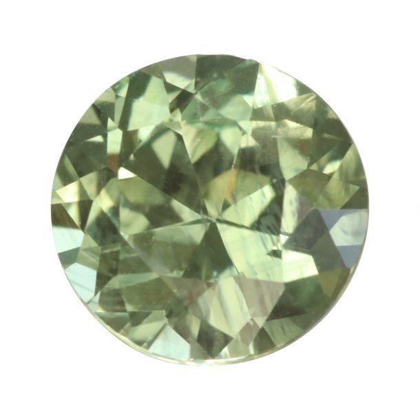 teal green sapphire