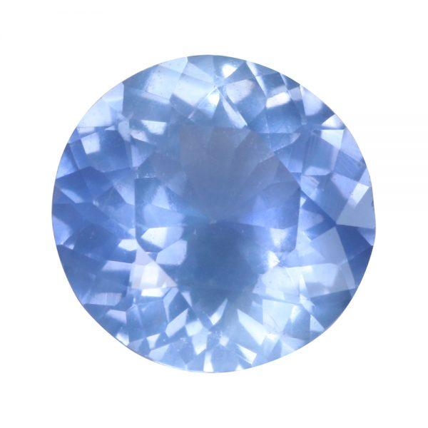 pastel blue sapphire