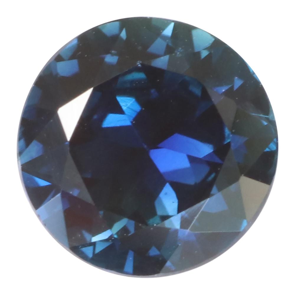 Australian blue sapphire