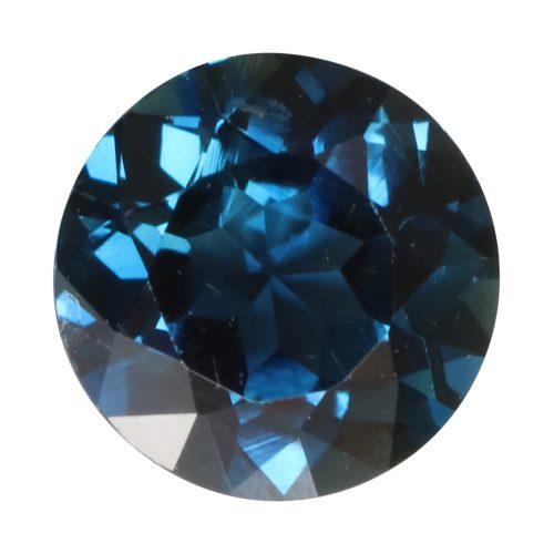 australian blue sapphire 5-5mm 0.80c