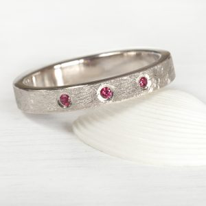 Urban Ruby Ring