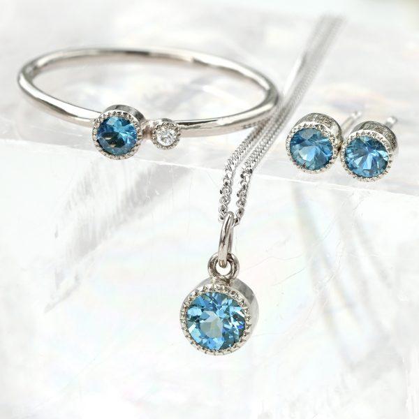 Sapphire Birthstone Jewellery - September