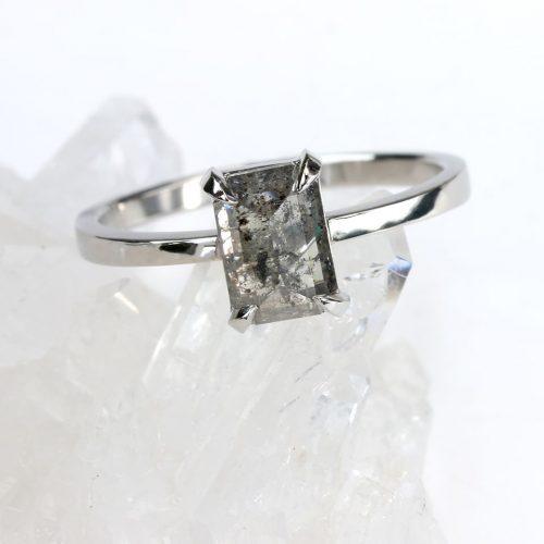 emerald-cut-salt-and-pepper-diamond-platinum-engagement-ring